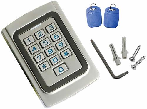Supreform IP68 Universal Garage Keypad Entry