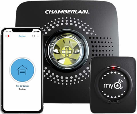 myQ Smart Garage Door Opener Chamberlain MYQ-G0301
